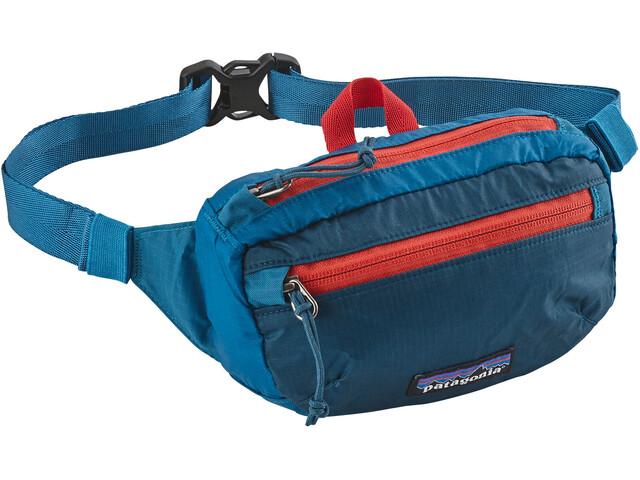 Patagonia Lightweight Travel Mini Hip Pack balkan blue